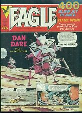 EAGLE weekly British comic book June 4 1983 VG+