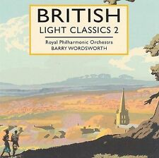 Royal Philharmonic Orchestra: British Light Classics II Import Audio CD