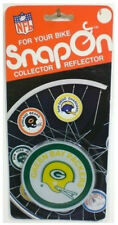 Green Bay Packers Snap On Bike Reflector Vintage 1970's