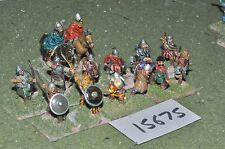 25mm viking warband 14 figures (15675)