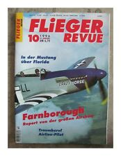 Flieger Revue International   Ausgabe 10-1996   Zustand 1  #9900#