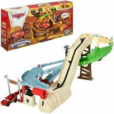 Disney Pixar Cars - Off-Road Rally Race Trackset - RS500 ** PURCHASE TODAY **