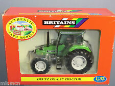 VINTAGE BRITAINS MODEL No.9496 DEUTZ DX 4.57 TRACTOR      MIB