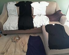 Women's size Medium clothes mixed lot of 8 (irogu)