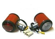 MASSEY FERGUSON 35,35X,135,T20 BUTLER TYPE SIDE LAMP x 2 LIGHT RIGHT & LEFT NEW