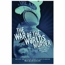 The War of the Worlds Murder 0 by Max Allan Collins (2012, Paperback,...
