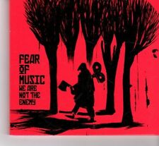 (FR807) Fear Of Music, We Are Not The Enemy - 2007 CD