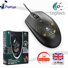 NEW Logitech G100 Gold Pattern Gaming Wired Optical Mouse (IN BOX)