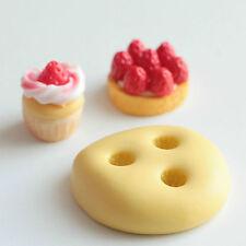 Moule silicone fruit Fraise 5mm. Pour fimo, résine ou plâtre