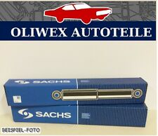 2 x SACHS STOßDÄMPFER RECHTS + LINKS HINTERACHSE OPEL VECTRA C GTS 300064