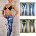 Hot Sexy Women Jean Skinny Jeggings Stretchy Slim Leggings Fashion Skinny Pants