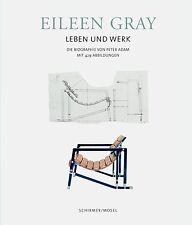 Fachbuch Eileen Gray, Leben und Werk der Designerin, Biographie von Peter Adam