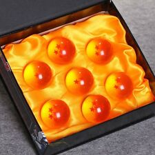 Dragon Ball Z, 7 Stars Crystal Balls Set of 7pcs complete 3.5CM