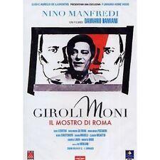 Dvd GIROLIMONI Il Mostro Di Roma - (1972) ***Nino Manfredi***......NUOVO