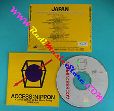 CD Compilation ACCESS NIPPON MIDEM'95 MPA-4 JAPAN 1995 no mc lp vhs(C18)