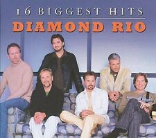 16 Biggest Hits; Diamond Rio 2009 CD, Country Music, Arista Nashville, Sony Lega