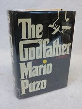 Mario Puzo THE GODFATHER 1st Edition in Dust Jacket  1969