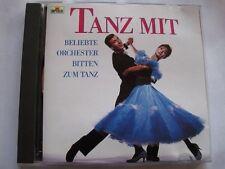 Tanz mit Berry Lipman, Helmut Zacharias, Günter Noris, Paul Kuhn, Max Gre.. [CD]