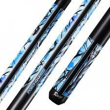 Rage RGCB Blue Poison Oak Camo Camouflage Pool Cue Billiards w/ FREE Shipping