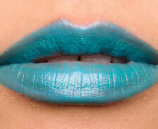 NYX Wicked Lippies *Scandalous* Dark Blue Teal Lipstick Sealed In Package