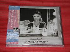 ARIANA GRANDE Dangerous Woman with Bonus Tracks (Total 18 tracks)  JAPAN CD
