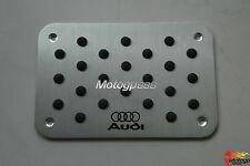 Repose-pied tapis Pedals Pédales Pédalier Pr Audi A1 A2 A3 A4 A5 A6 A7 A8 OEM