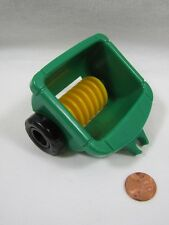 Fisher Price Little People FERTILIZER SPREADER CART for TRACTOR FARM Barn