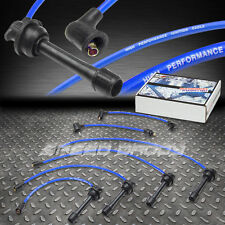 8MM SPIRAL CORE SPARK PLUG IGNITION WIRE CABLE 90-95 MR2 W20/CELICA TURBO 3S-GTE