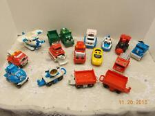 Fisher Price GeoTrax MIXED LOT Train Set - Push Type - 16 PIECES!