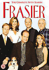 Frasier - Season 5 DVD Boxset - Kelsey Grammer & David Hyde Pierce Fifth Series