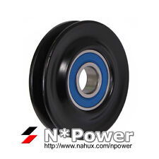 11A STEEL DRIVE BELT TENSIONER PULLEY FOR HOLDEN CALAIS 3.3 VK 202