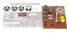 Conjunto de reparación, repairkit para todos oscilador-placas 1.077.712, Revox a77