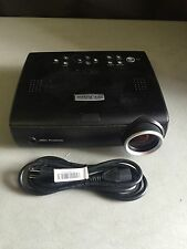 ASK PROXIMA C250W DLP PORTABLE PROJECTOR, WORKS GREAT!! 483 ORIGINAL HOURS!!