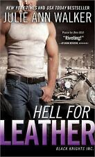 Hell for Leather: High-octane and captivating romantic suspense (Black Knights I