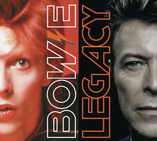 Legacy - David Bowie (2016, CD NEUF)2 DISC SET