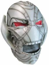 MASCHERA IN LATTICE ULTRON ROBOT THE AVENGERS AGE OF MASK COSPLAY MARVEL CINEMA
