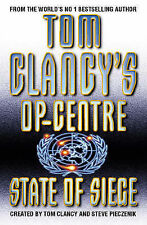 State of Siege Tom Clancy's Op-Centre - paperback ed