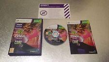 Zumba Fitness Core, completo, en muy buena condición (Xbox 360)