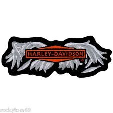 "Harley-Davidson ""Broken Wings"" Emblem Medium Sized 5 1/8"" 1 13/16"" EM330063"