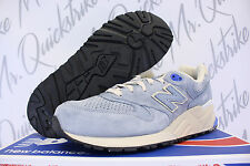 NEW BALANCE 999 WOOLLY MAMMOTH PACK SZ 11.5 LIGHT BLUE BEIGE ROYAL ML999MMV