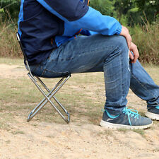 OUTAD Folding Camping Stool / Travelchair with Ultra-comfortable Backrest UR