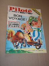 """PILOTE no 347"" (1966) SPECIAL GEANT / PILOTORAMA + LE GUIDE PILOTE / COMPLET"