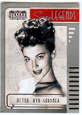 AVA GARDNER 2015 Panini Americana Screen Legends Insert Card