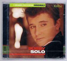 FLASHBACK BOBBY SOLO I GRANDI SUCCESSI ORIGINALI 2 CD F.C. SIGILLATO!!!