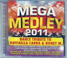 Mega Medley *5 (2011) CD NUOVO (La Grande Bellezza) A far l'amore comincia tu