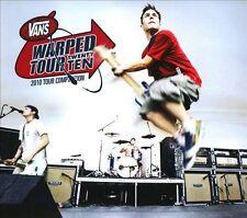 Warped Tour 2010 Compilation [Digipak] by Various Artists (CD, Jun-2010, 2 Discs