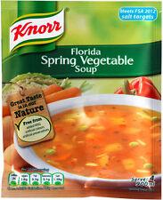 Knorr floride printemps soupe aux légumes 9 x 48G