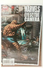 Marvels Eye of the Camera 1-6 NM full set