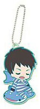 Free! - Iwatobi Swim Club Sousuke Eternal Summer Rubber Key Chain NEW