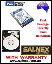 "WESTERN DIGITAL 500 GB 2.5"" SATA HARD DRIVE Notebook PC or Mac Model: WD5000LPCX"